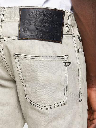 Diesel - D-Kras 009ZC, Light Grey - Jeans - Image 5