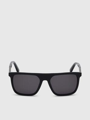 DL0299, Black/Grey - Sunglasses