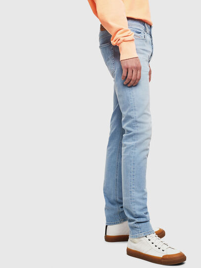 Diesel - Sleenker 009BJ, Light Blue - Jeans - Image 5