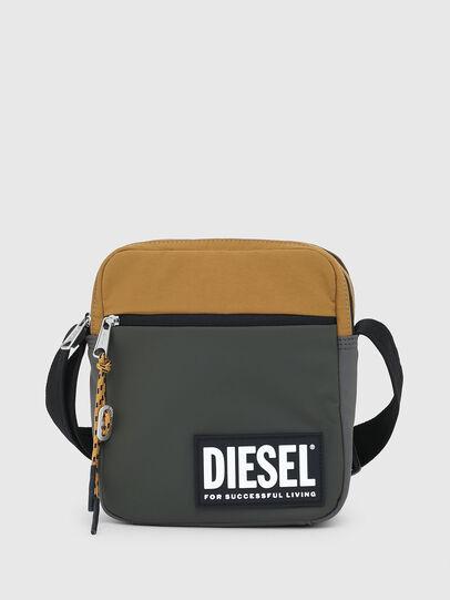 Diesel - VERTYO, Military Green - Crossbody Bags - Image 1
