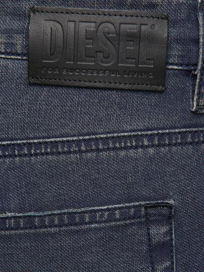 Diesel - D-Vider JoggJeans 069PR, Dark Blue - Jeans - Image 4