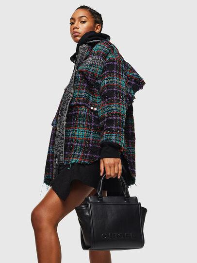Diesel - BADIA, Black - Satchels and Handbags - Image 7