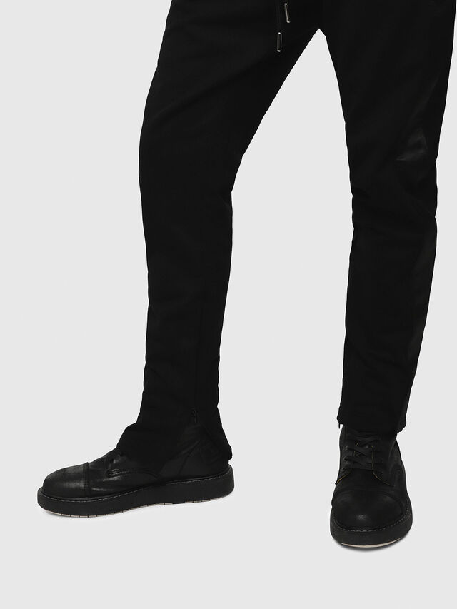 Diesel - P-FUMIO-RR, Black - Pants - Image 3