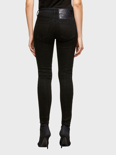 Diesel - Slandy 069VP, Black/Dark grey - Jeans - Image 2