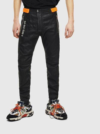 Diesel - P-CAMARO, Black - Pants - Image 1