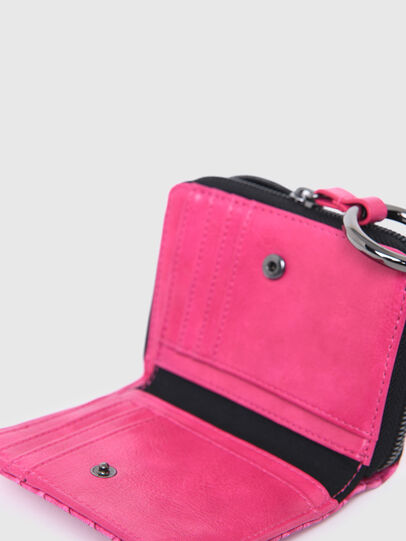 Diesel - OFRIDE, Pink - Small Wallets - Image 5