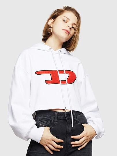 Diesel - F-DINIE-B, White - Sweaters - Image 1