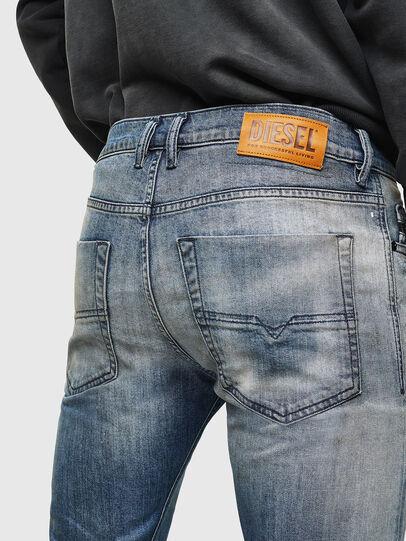 Diesel - Tepphar 0097M, Light Blue - Jeans - Image 5