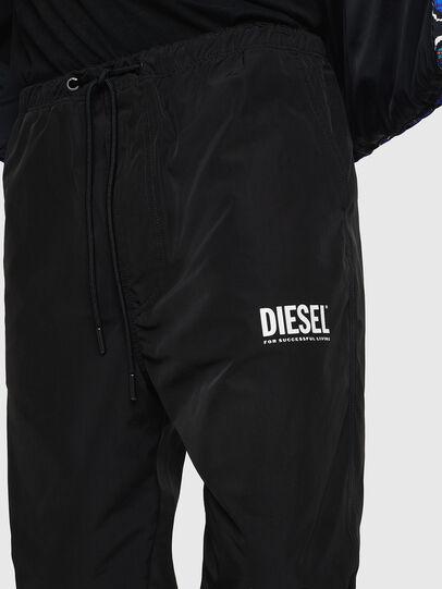 Diesel - P-TOLLER-NY, Black - Pants - Image 3