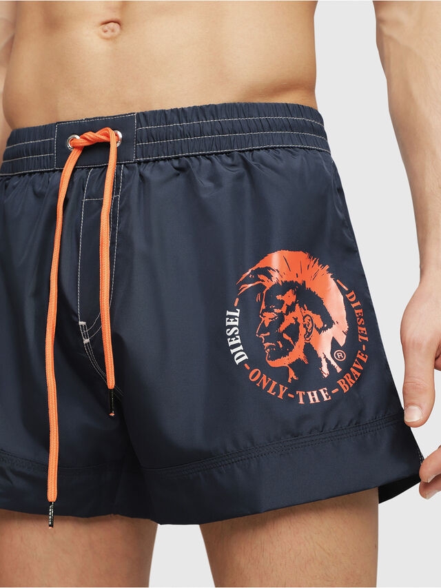Diesel BMBX-SANDY 2.017, Blue - Swim shorts - Image 3