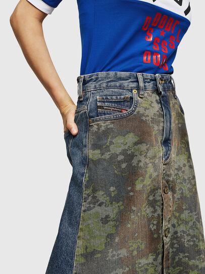 Diesel - DE-SHIRLEY,  - Skirts - Image 5