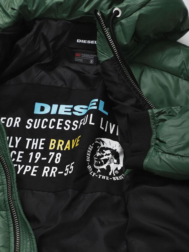 Diesel - W-GARRETT, Water Green - Winter Jackets - Image 5