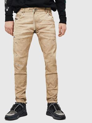 Krooley JoggJeans 069GT, Beige - Jeans