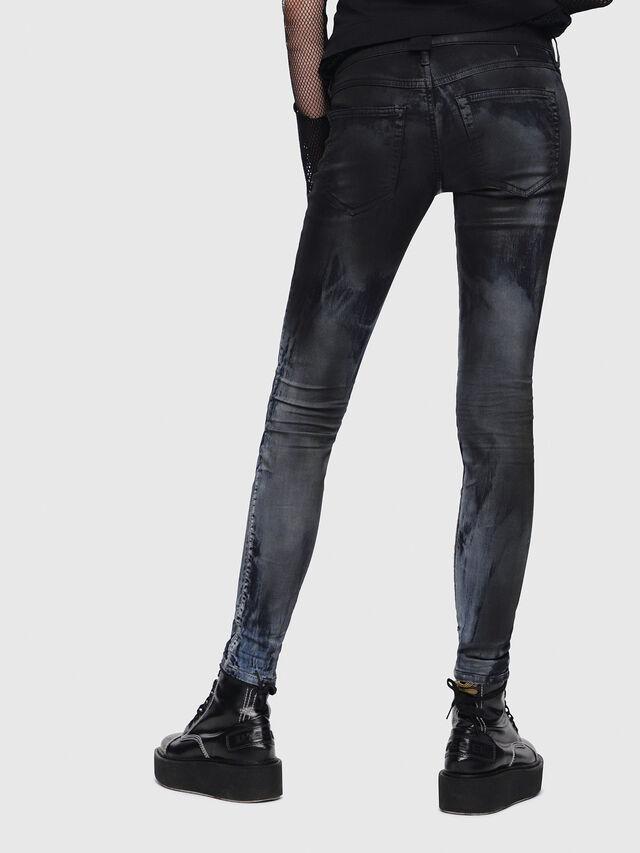 Diesel - Gracey JoggJeans 086AZ, Dark Blue - Jeans - Image 2