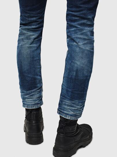 Diesel - D-Eetar 0097U, Dark Blue - Jeans - Image 5