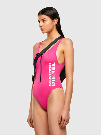 Diesel - BFSW-LIAZZYDOO, Pink - Swimsuits - Image 4