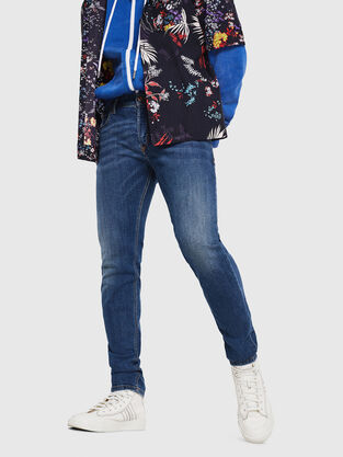 f9f93956 Mens Skinny Jeans   Diesel Online Store