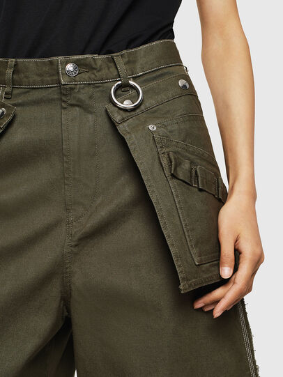 Diesel - P-RAEY, Military Green - Pants - Image 6
