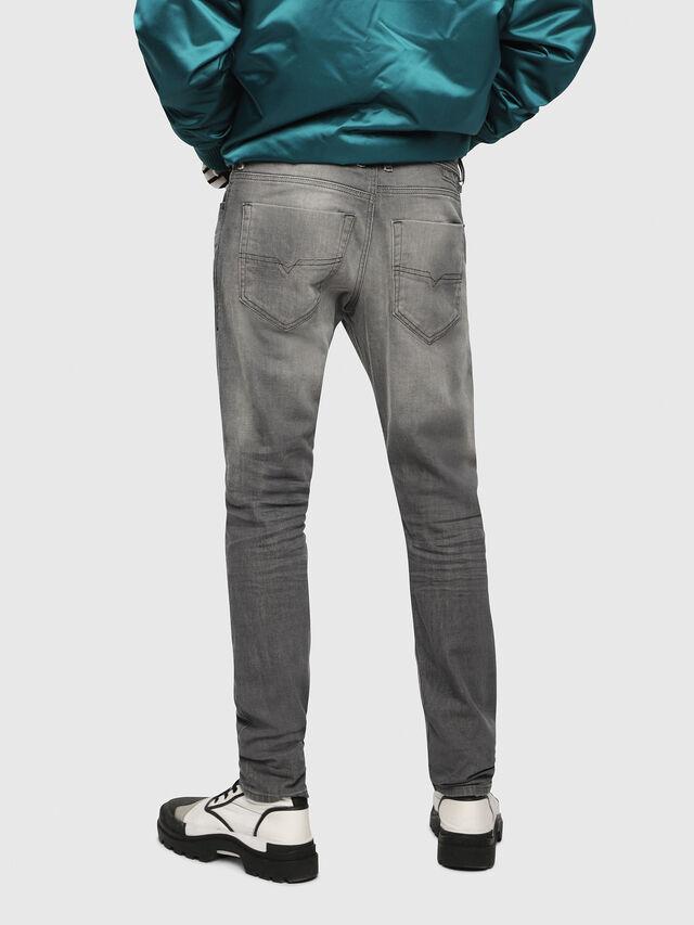 Diesel Tepphar 084HP, Light Grey - Jeans - Image 2