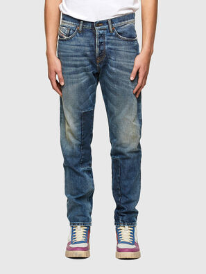 D-Fining 009SV, Medium blue - Jeans