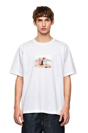 Seamless T-shirt with photo print