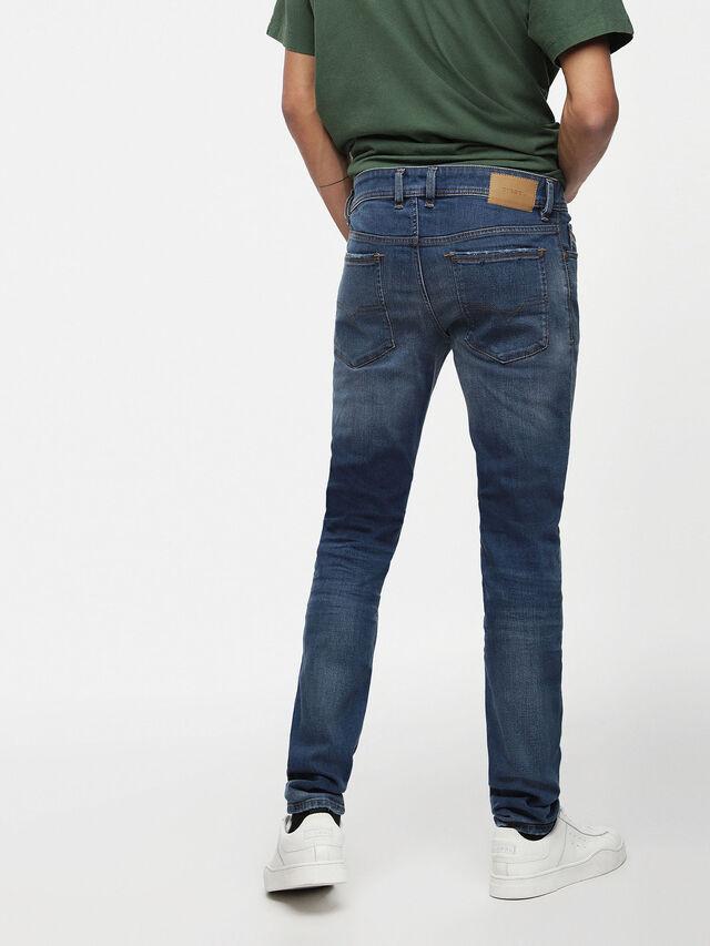 Diesel - Sleenker 084YK, Medium blue - Jeans - Image 2