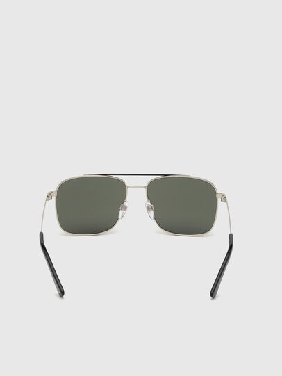 Diesel - DL0295, Black - Sunglasses - Image 4