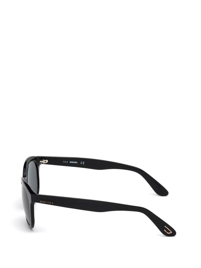 Diesel - DM0190, Black - Eyewear - Image 3