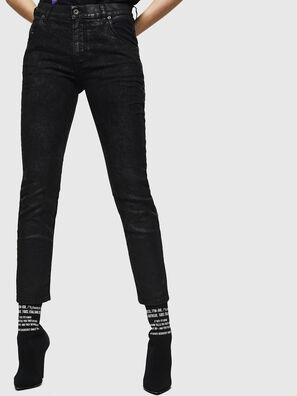 Krailey JoggJeans 084AG, Black/Dark grey - Jeans