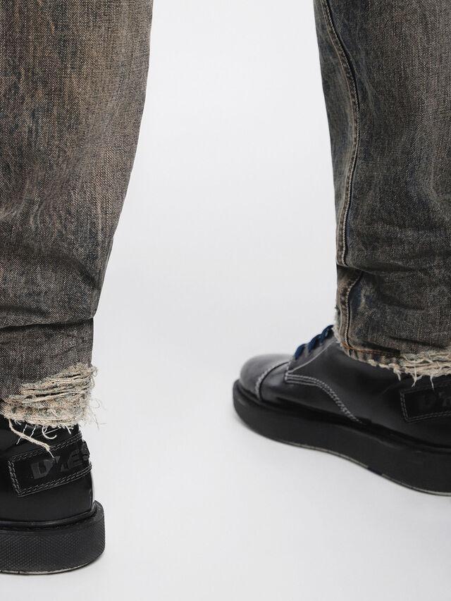 Diesel Larkee-Beex 084XB, Light Grey - Jeans - Image 4