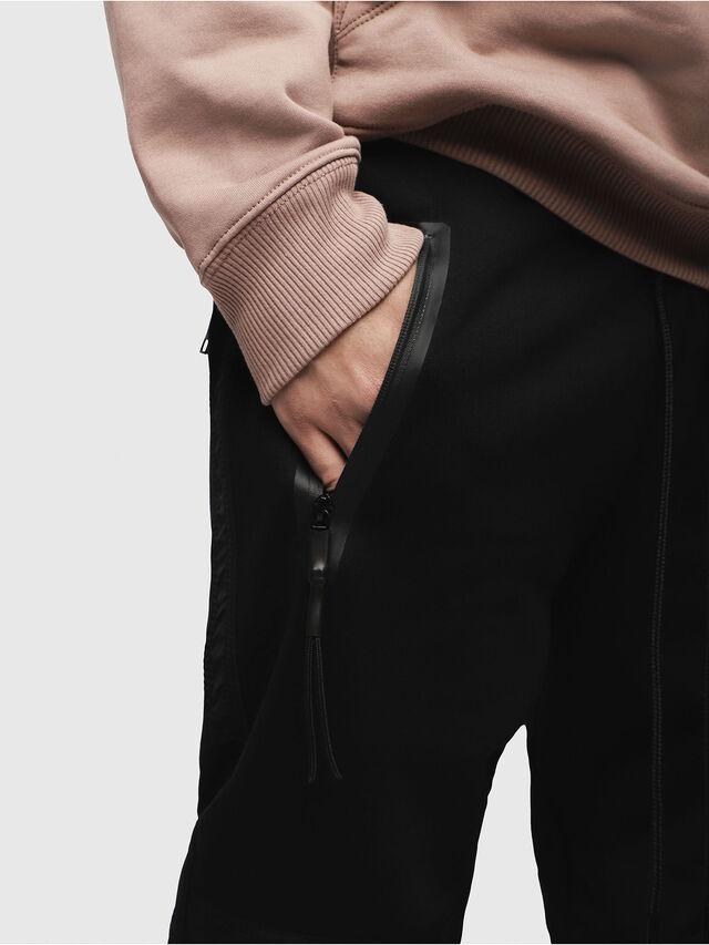 Diesel - P-OSAMU-SW, Black - Pants - Image 4