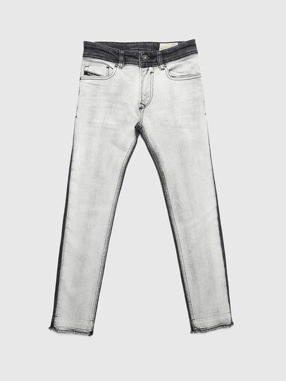 Diesel - SLEENKER-J-N, Black/Grey - Jeans - Image 1