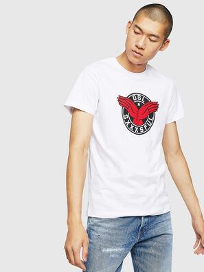 T-DIEGO-B5, White - T-Shirts