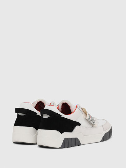 Diesel - S-LE RUA ON, White - Sneakers - Image 3
