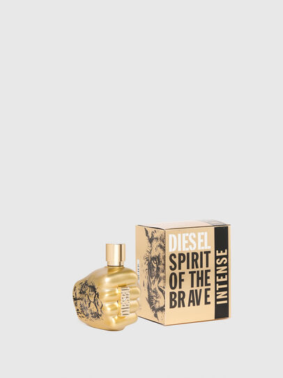 Diesel - SPIRIT OF THE BRAVE INTENSE 50ML, Gold - Only The Brave - Image 1