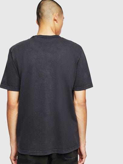 Diesel - T-JUST-B2, Black - T-Shirts - Image 2