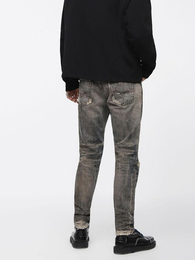 Diesel Larkee-Beex 084XB, Light Grey - Jeans - Image 2