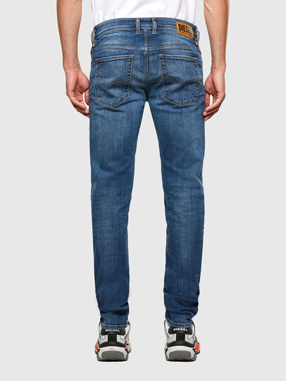 Diesel - Sleenker 069FZ, Medium blue - Jeans - Image 2