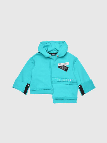 Diesel - SMIKIJ, Azure - Sweaters - Image 1