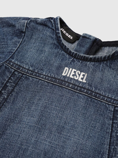 Diesel - DREXIB, Medium blue - Dresses - Image 3