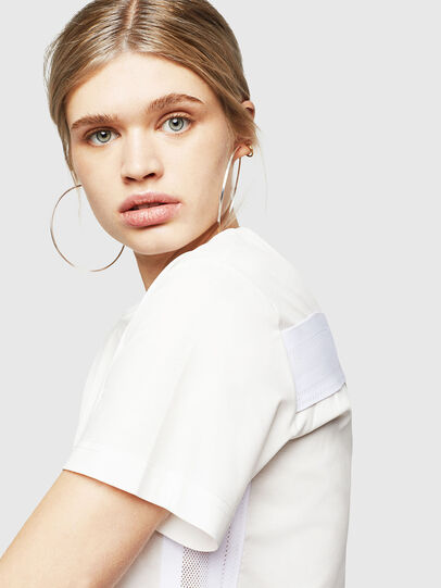 Diesel - T-RYLY, White - T-Shirts - Image 3