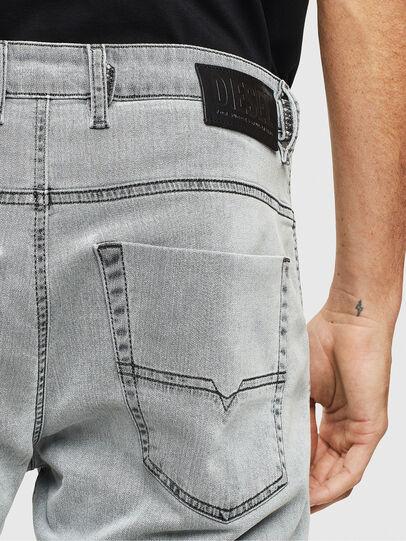 Diesel - Krooley JoggJeans 069MH, Light Blue - Jeans - Image 5