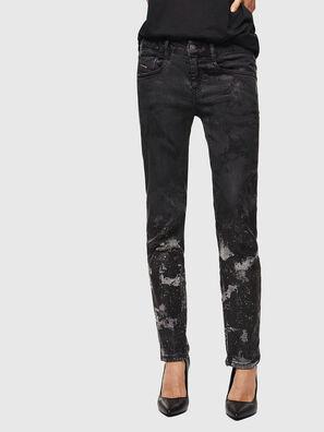 D-Ollies JoggJeans 084AZ, Black/Dark grey - Jeans
