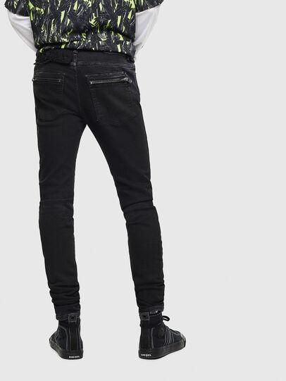Diesel - D-Amny 009CE, Black/Dark grey - Jeans - Image 2