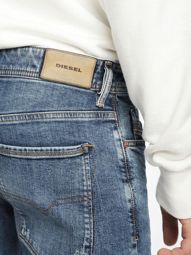 Diesel - Sleenker 069AI, Medium blue - Jeans - Image 6