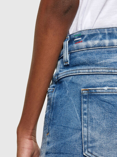 Diesel - D-Rifty 009MV, Light Blue - Jeans - Image 4
