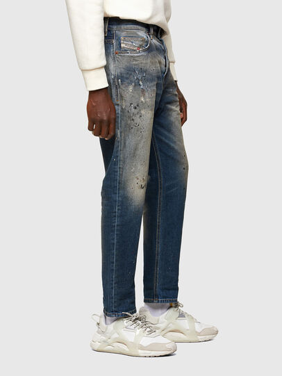 Diesel - D-Vider 009NH, Medium blue - Jeans - Image 5