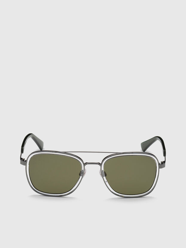 DL0320, Green - Sunglasses