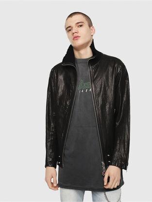 f6aebf33 Men's Leather Jackets: Bomber, Motorcycle, Biker | Diesel®