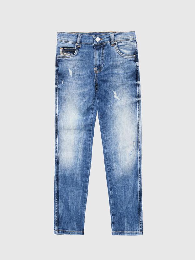 BABHILA-J, Blue Jeans - Jeans